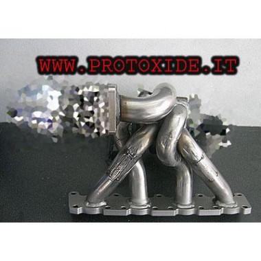 Udstødningsmanifold Audi S3-TT 1.8 20v Stål manifolds til Turbo benzin motorer