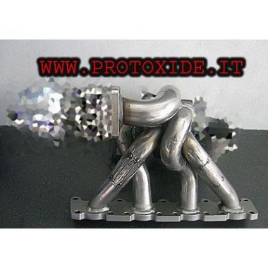 Uitlaatspruitstuk Audi S3-TT 1.8 20v Stalen manifolds voor Turbo benzinemotoren