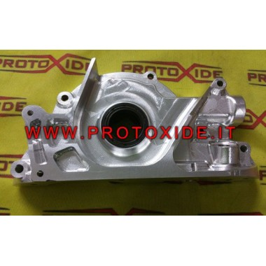 Reinforced and oversized Lancia Delta 2000 8-16v CNC oil pump Mechanical and electric oil pumps