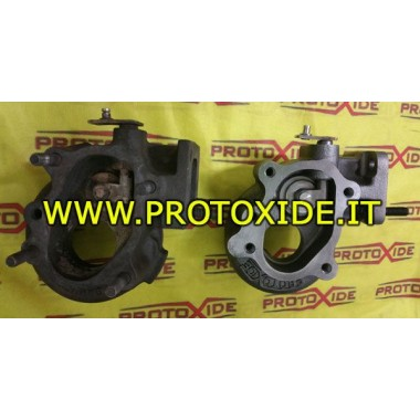débouchage fonte spirale de fer turbo Renault 5 GT Protoxide Écrous de décharge turbo spéciaux