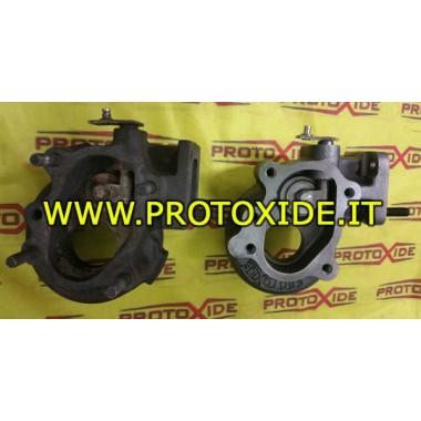 Tuerca de escape turbo de hierro fundido Renault 5 GT ProtoXide Tuercas especiales de descarga turbo