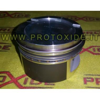 Pistones moldeados descomprimidos para motor Turbo FIRE 1100-1.200 8V Pistones automáticos forjados