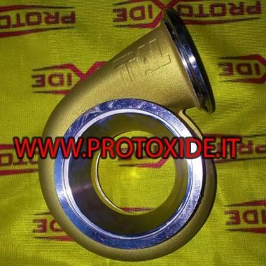 Turbolader udstødningsmøtrik keramisk belægning Vores Services
