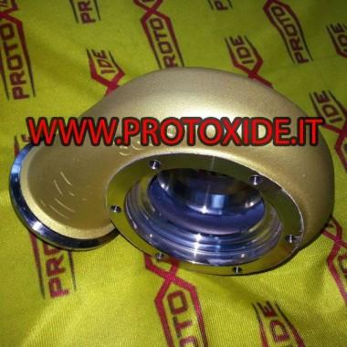 Ceramicatura chiocciola di scarico turbocompressore Nostri servizi