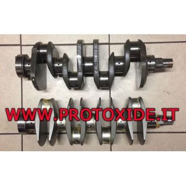 Albero motore acciaio Fiat Punto Gt Uno Turbo 1400 8 contrappesi Alberi Motore