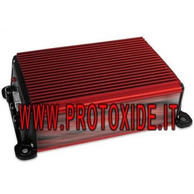 Unidad de control de encendido capacitiva programable de 4 cilindros Potencias y bobinas impulsadas