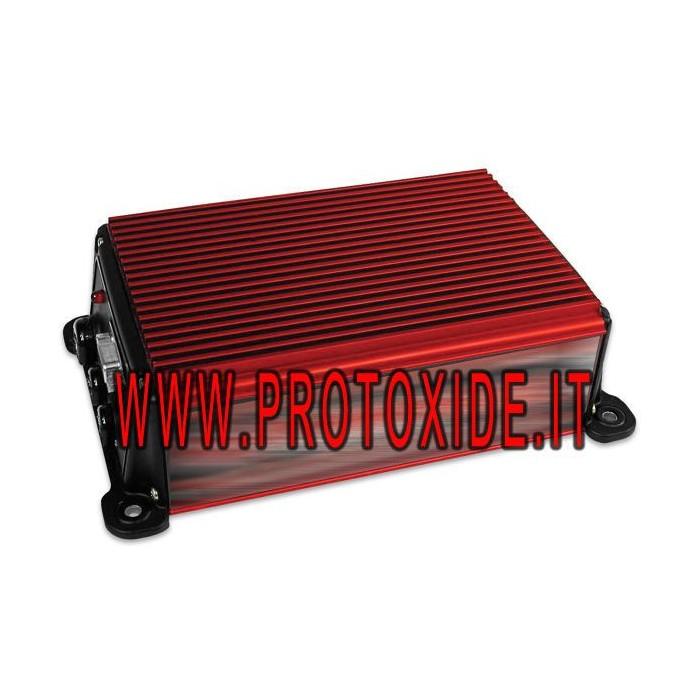 Centralina Accensione capacitiva 4 cilindri programmabile Accensioni e Bobine potenziate