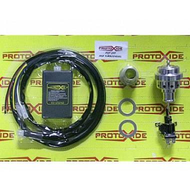 Pop Off ventil pro Fiat jtd turbodiesel motory Lancia Alpha 5 zvukových tónů Blow Off valves