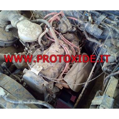 Suzuki Vitara 1600 alta condutividade cabos de vela 8,8 milímetros 8v Cabos de vela específicos para carros