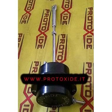caietul de sarcini wastegate Opel Mokka 1400 reglabil din aluminiu negru Internal wastegate