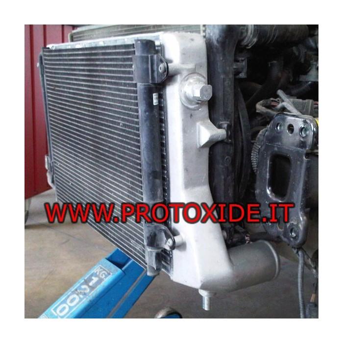 Intercooler frontale specifico per Golf 6, Audi S3 e Audi TT TFSI