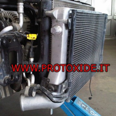 specifikke forreste intercooler 7 for Golf, Audi S3 og Audi TT TFSI Air-air intercooler