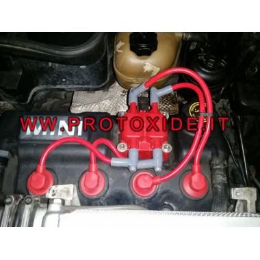 Cables de bujía de alta conductividad para Minicooper R53 Cables de vela específicos para automóviles