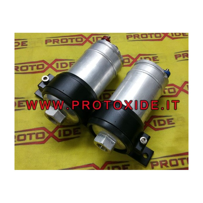 Support Alu fuel pump to a position