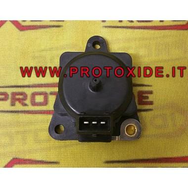 El sensor de presión Aps Turbo de hasta 2 bar reemplaza al sensor 05/01 Lancia Delta Los sensores de presión