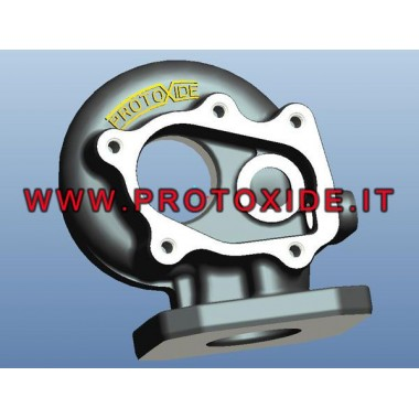 odvod spiralni GTO 262 Abarth Posebni turbo ispušni matici