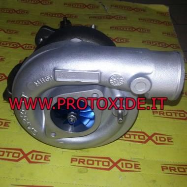 Turbocompressore maggiorato su cuscinetti per Alfa Gtv 2.000 V6 Turbo Turbocompressori su cuscinetti da competizione