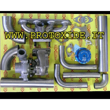 Kit de conversión turbo para Mini cooper R53 1600 Kit de tuning Motor