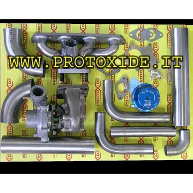 ミニクーパーR53 1600用のターボ変換キット エンジンのチューニングキット
