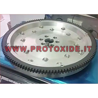 Aluminium svinghjul til Punto GT Stålflyvehjul