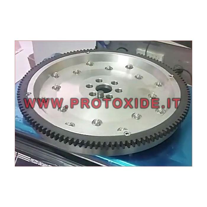 Volano motore alluminio alleggerito per Fiat Punto GT 1400 Turbo Volani motore in acciaio ed alluminio alleggeriti