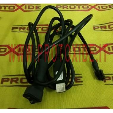 Cable d'interfície per a la programació d'assignacions Unichip Unitxip unitats de control, mòduls addicionals i accessoris