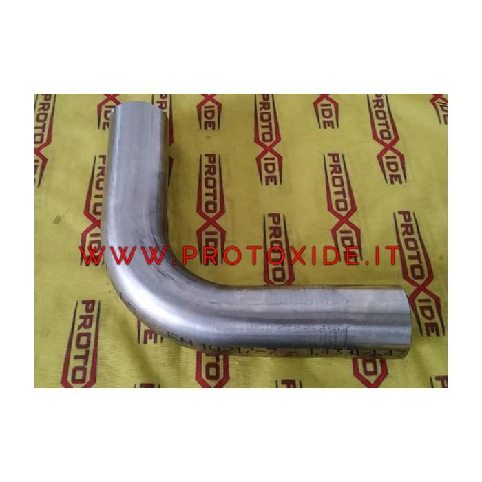 curved aluminum casting 50mm