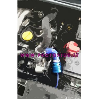 שסתום פופ אוף קליו 4 RS 1600 טורבו גביע - מגאן 4 מכה את השסתומים
