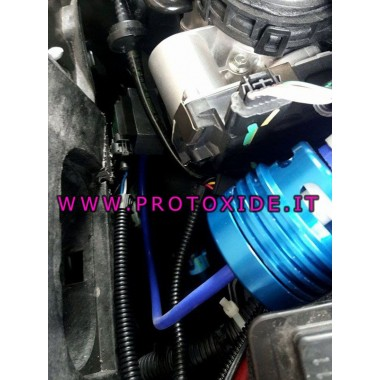 Ventil Vypnout Clio 4 RS 1600 Turbo Trophy - Megane 4 Blow Off valves