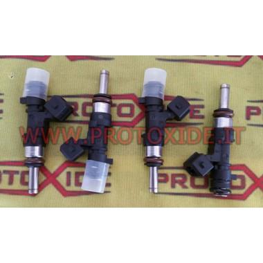 Injektoren erhöht Grandepunto, 500 1.4 Abarth + 60%