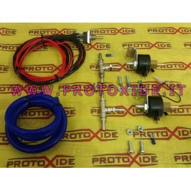 Overboost elettronico per gestione turbo a 2 posizioni Overboost