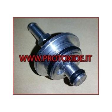 Adattatore flauto per regolatore di pressione benzina esterno per Fiat Punto Gt