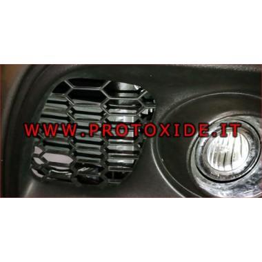 Öljynjäähdyttimen sarja Fiat 500 Abarth 1400 COMPLETE öljynjäähdyttimet plus