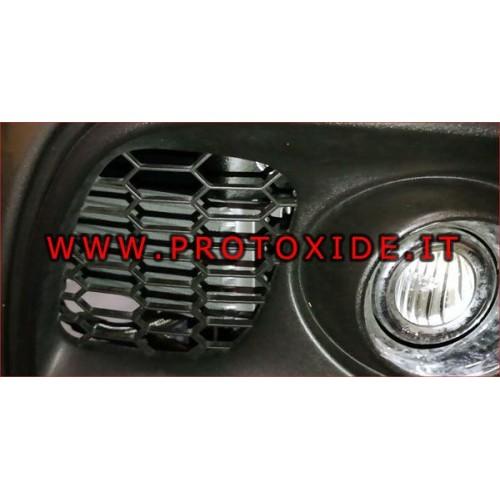 Kit Radiatore olio per Fiat 500 Abarth 1400 COMPLETO Radiatori olio maggiorati