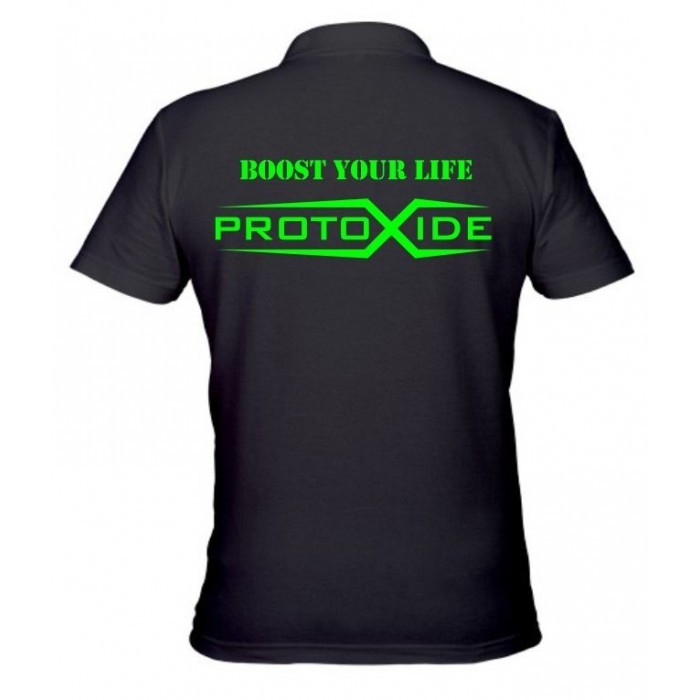 T-shirt ProtoXide Nera