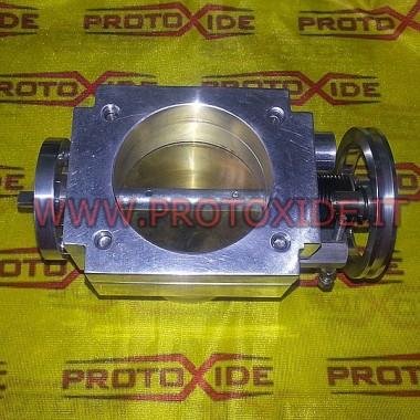 Increased 80mm CNC throttle body Throttle Bodies