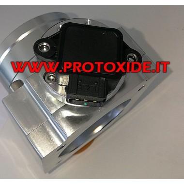 ユニバーサルスロットル用の特大スロットルボディポテンショメータ センサ、熱電対、ラムダプローブ