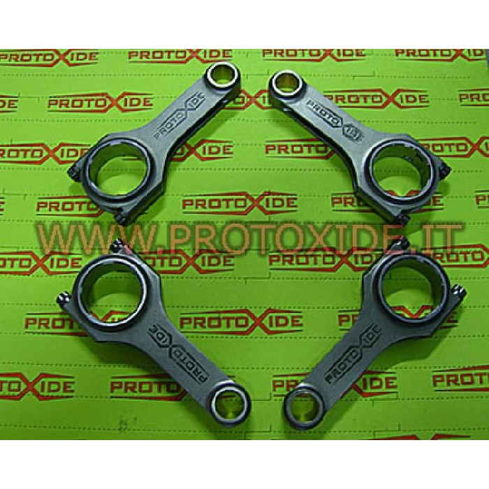 Inverted H-shaped steel bolts for CBR 1000RR 2008-2014 Connecting Rods