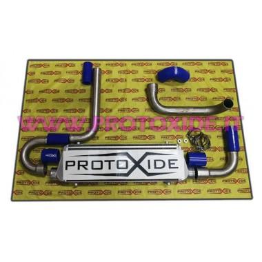 Specifická KIT Přední Intercooler za 500 Abarth Vzduch-vzduch mezichladič