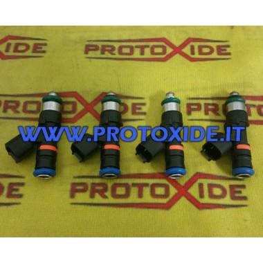 Инжекторите с 550cc увеличиха високия импеданс MEDI Инжектори според потока