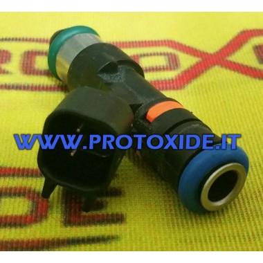 Injektorer 550cc øgede højimpedans MEDI Injektorer efter strømmen