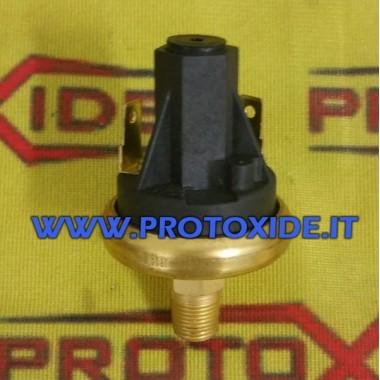 الضغط قابل للتعديل ما يصل إلى 3.4 بار أجهزة استشعار الضغط
