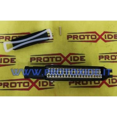 Conector lateral de cableado hembra de 55 pines Conectores de la unidad de control y cableado de la unidad de control