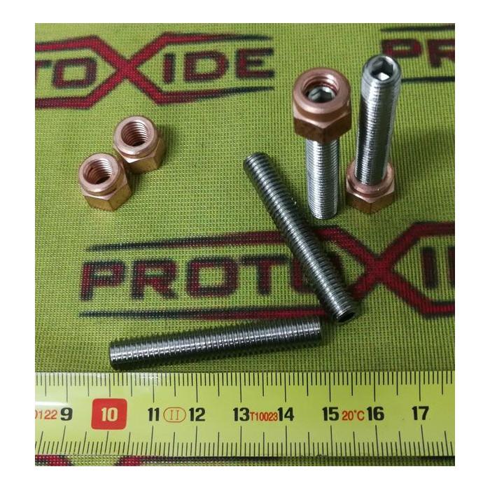 Шпильки 8 мм х 1,25 для коллекционеров и турбин 5PZ