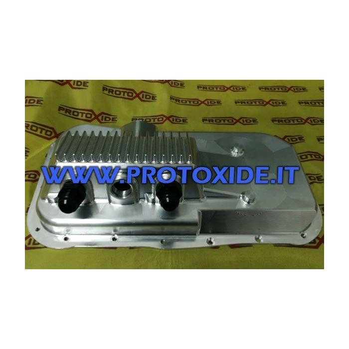 Coppa motore olio CNC per carte secco Lancia Delta Coupe 16v Q4