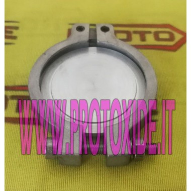 ProtoXide clamp for external wastegate Tial outlet side muffler Clamps and rings V-Band