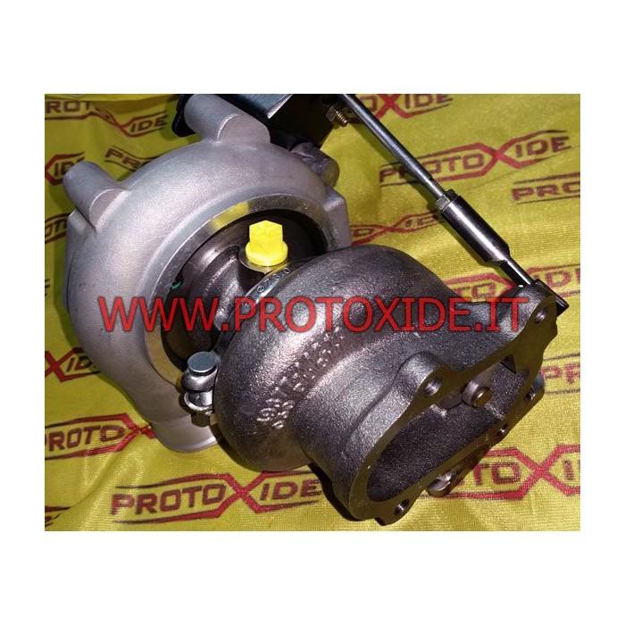 TD04 Turbolader für 500 Abarth - Grandepunto - Mito 1.4 16v Turboladern auf Rennlager