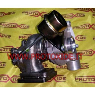 Turbocompressore maggiorato TD04 ProtoXide per 500 Abarth - Grandepunto - Mito 1.4 16v Turbocompressori su cuscinetti da comp...