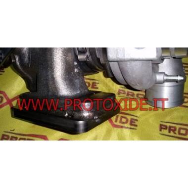 TD04 turbokompresoru par 500 Abarth - GrandePunto - Mito 1.4 16v Turbokompresori par sacīkšu gultņiem
