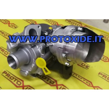 Turbocharger with increased variable geometry for 1,300 JTD 75 engines Racing ball bearing Turbocharger